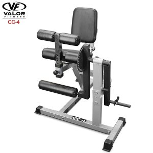 Valor Fitness CC-4 Adjustable Leg Curl Fitness Equipment