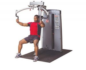 Body Solid Pro Pec Deck Machine