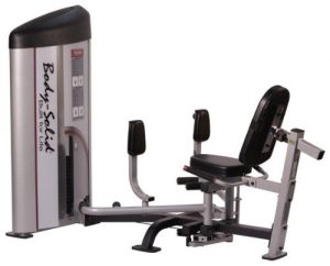 Body-Solid Pro Clubline Series II Thigh Machine