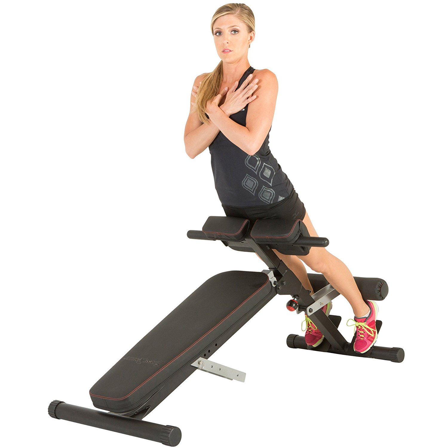 Fitness Reality Back Extension Bench