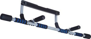 Pure Fitness Weight Training Doorway Upper Body Workout  Bar