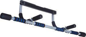 Pure Fitness Weight Training Doorway Upper Body Workout Bar
