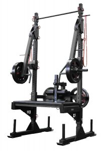 CFF Pro Series Half Rack Personal Training Machine