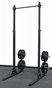 CFF- Beast Pro Series Half Rack 2.0 with GHD Attachment & Plyo Platform