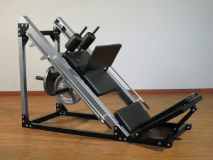 Model HLS2000 Hack Squat Machine