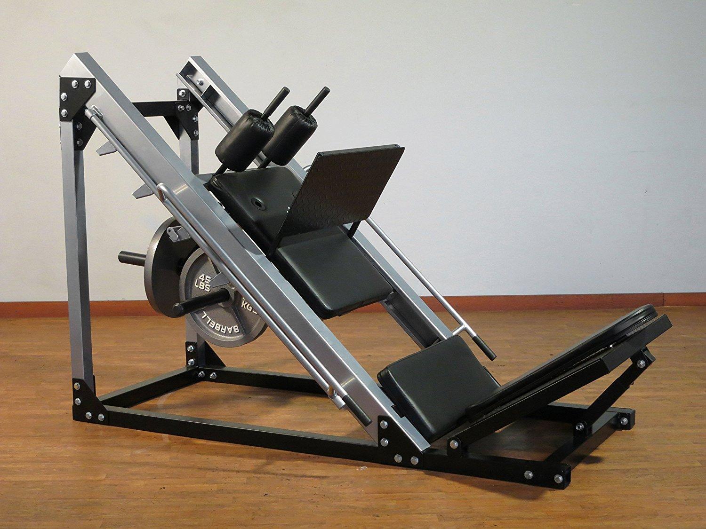 Body-Solid Leg Press and Hack Squat Machine