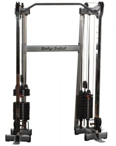 Body-Solid GDCC210 Functional Cable Cross Training Center