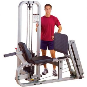 Body Solid SLP-500G/3 Calf Machine Stack