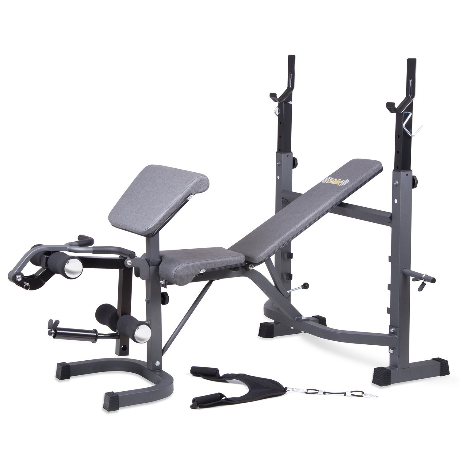Body Champ Olympic Bench Press Machine