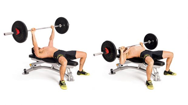 Types of Bench Press Physical Machines: