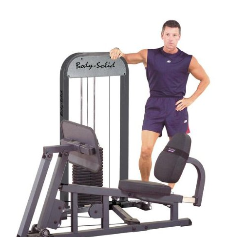 Body-Solid Leg Calf Press Machine