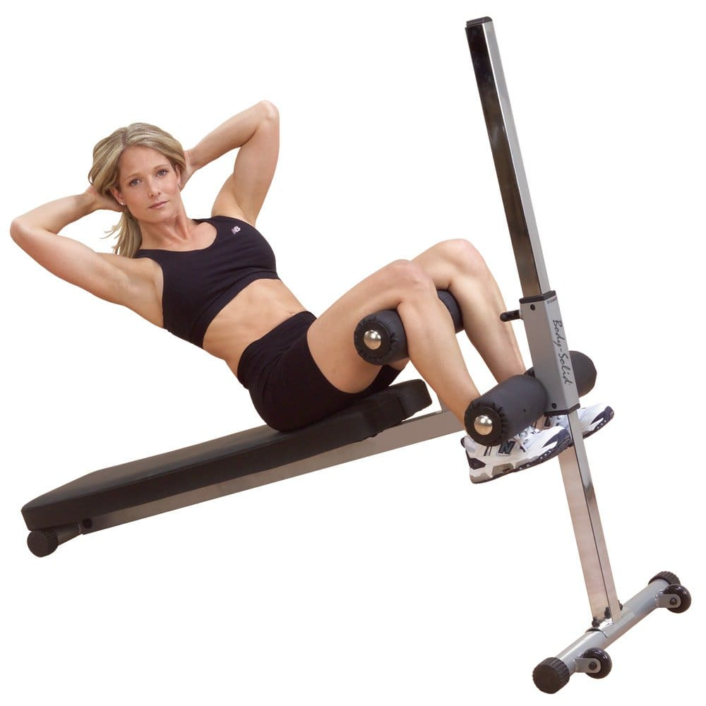 Body-Solid Pro-Style Commercial Abdominal Bench