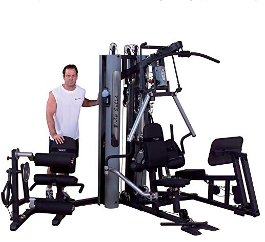 Body Solid Calf Machine