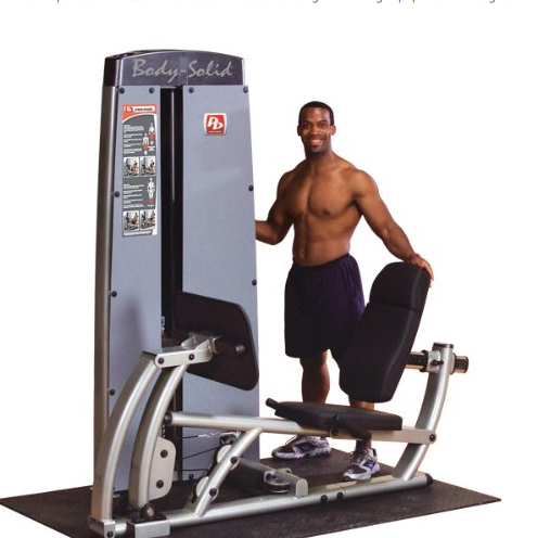 Body-Solid Pro Calf Press Machine
