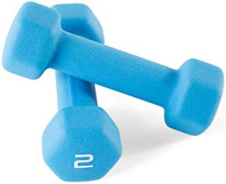 CAP Barbell Neoprene Coated Dumbbell