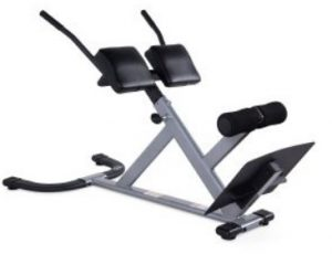 CAP Strength Hyperextension Machine