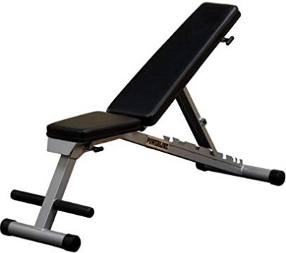 Powerline Bench. Best Home Gym Sit Up Sport Workout