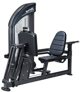 SportsArt Fitness Leg Press and Calf Extension Machine