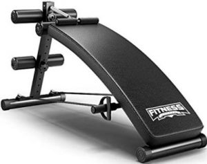 Fitness Portable Sit-up Bench Machine