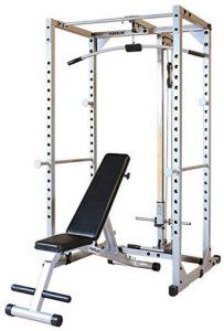 PowerLine Power Rack Package