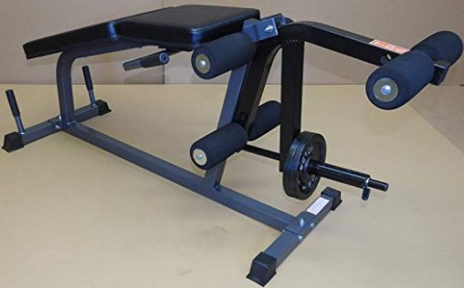TDS Heavy Duty Leg Curl Extension Machine