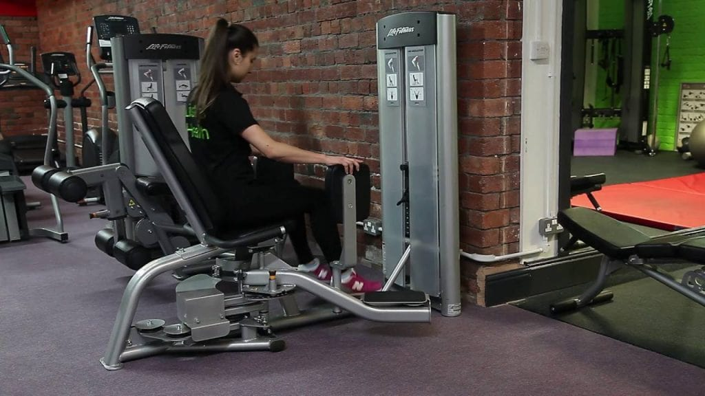 The Hip Abductor