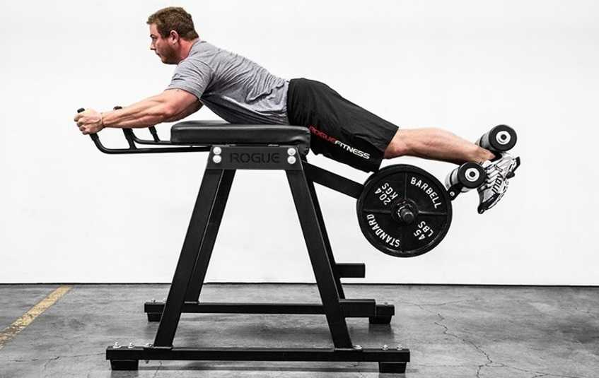 reverse-hyperextension