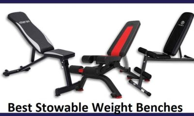 8 Best Stowable Weight Benches 2021