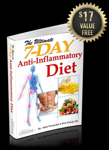 The 7-Day Anti-Inflammatory Diet