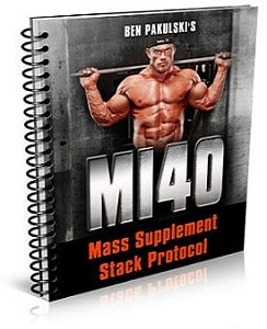 40-Day Mass Supplement Stack Protocol