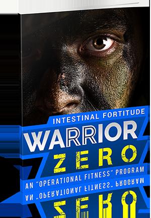 Warrior Zero Intestinal Fortitude