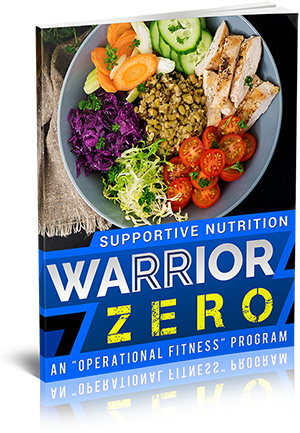 Warrior Zero Supportive Nutrition