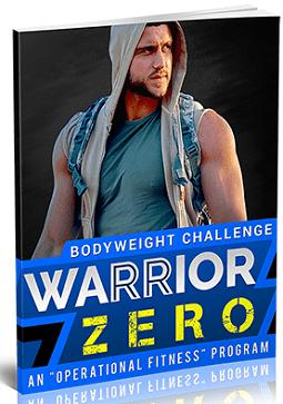 The Warrior Zero Bodyweight Challenge Program