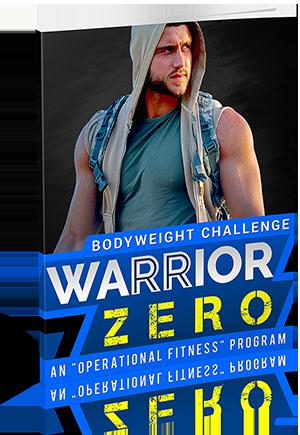Warrior Zero Bodyweight Challenge Field Manual