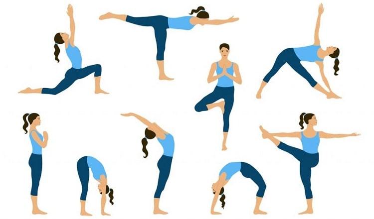 Dong tac Yoga