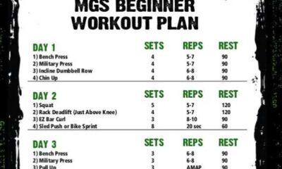 Muscle Gaining Secrets 2.0 pdf free download