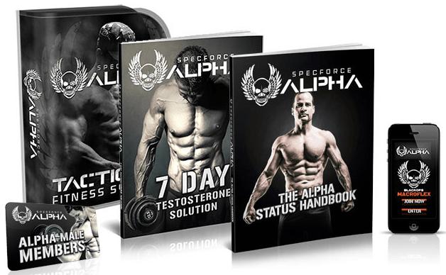 The Alpha status handbook