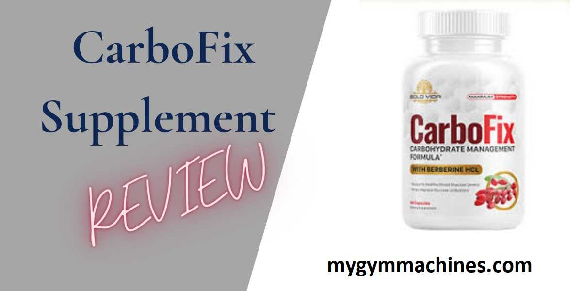 Carboix Supplement Review 2021